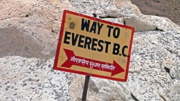 Everest Basislager trekking