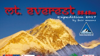 Grusskarte Everest