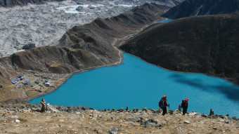 Everest-Trek nach Gokyo