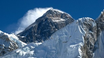 Everest-Basislager und Kala Patthar