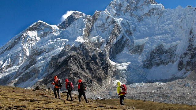 Mount Everest Nuptse Trek