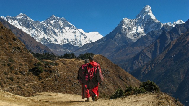 Moenche Ama Dablam Mount Everest